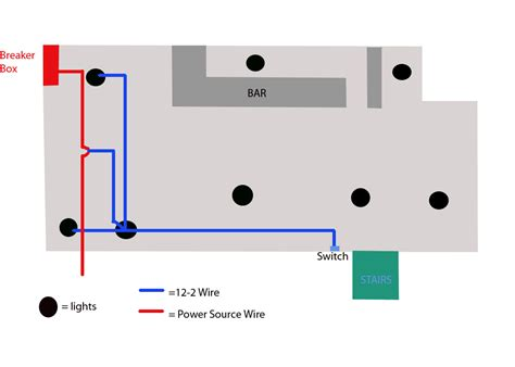 Help Wiring Recessed Lights Electrical Diy Chatroom