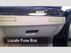Interior Fuse Box Location 20062013 BMW 328xi 2008 BMW
