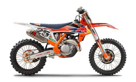 ktm  sx  factory edition unveiled