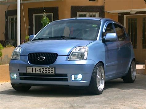 Kia Picanto Modification by Don Lonely 2007 Kia Picanto Specs Photos Modification