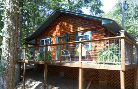 caddo lake cabins caddo river log cabin lake ouachita homeaway norman