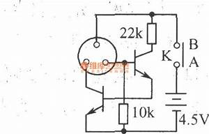 laser torch schematic basic circuit circuit diagram With circuit of a torch