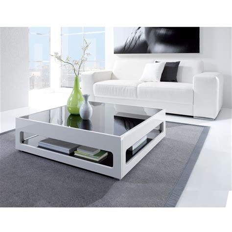 chill table basse carree plateaux en verre chill table basse carr 233 e plateaux en verre achat vente table basse chill table basse blanc