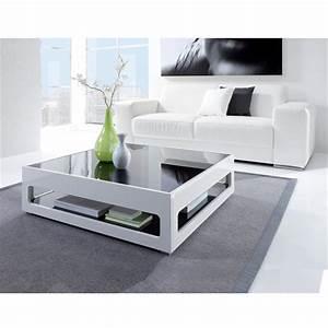 Table Basse En Verre Pas Cher : grande table basse pas cher table basse plateau en verre ~ Melissatoandfro.com Idées de Décoration