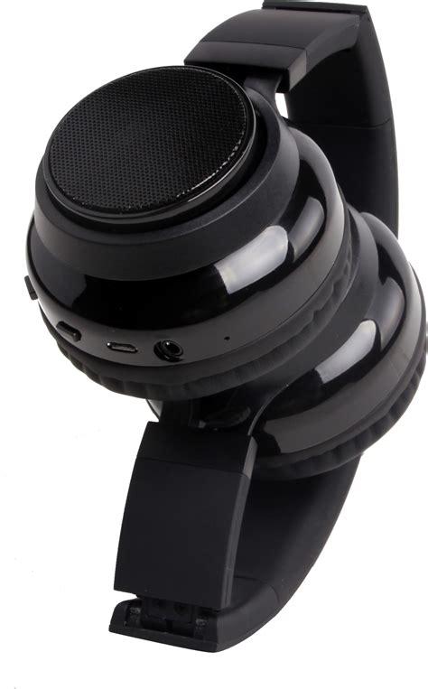 ilive iahb284b bluetooth wireless black the ear