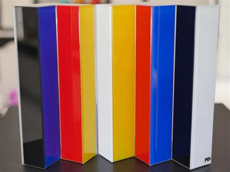 Mondrian Vase by Mondrian Vase Line Up