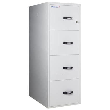 chubb profile  hr  drawer fireproof cabinet guardwell