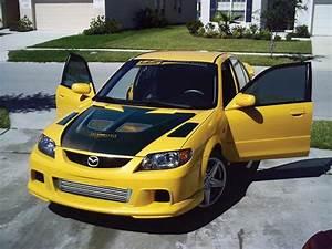 5th Element 2003 Mazda Protege Specs  Photos  Modification