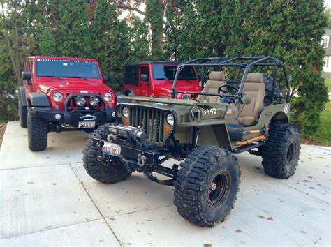 Jeep Off Road Off Road Jeep Willys Www Pixshark Com Images Galleries
