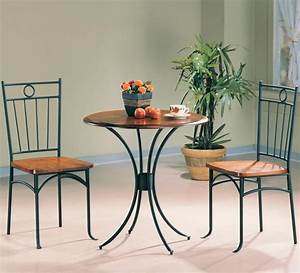 Tamiami 3 Piece Bistro Dining Set Counter Height Dining Sets