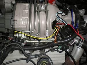 93 Buick Park Avenue Ultra Vacuum Lines