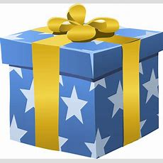 Free Vector Graphic Gift, Present, Box, Wrapped, Bow  Free Image On Pixabay 575400