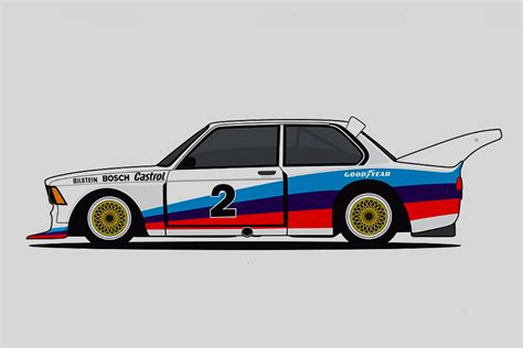 Bmw 3 Series Evolution by Evolution Of The Bmw 3 Series Uncrate