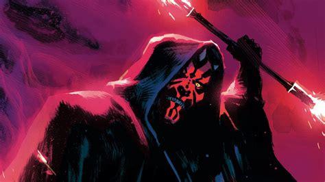 Exclusive Cullen Bunn Talks Marvels Darth Maul Series