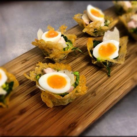 food canapes caesar salad anyone dining canapes from the poet