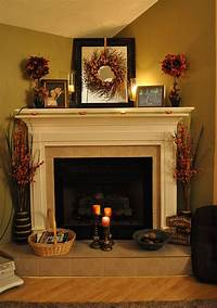 decorating fireplace mantels *Riches to Rags* by Dori: Fireplace Mantel Decorating Ideas!