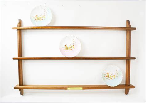 plate display rack vintage plate rack plate display rack wooden wall rack wall