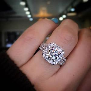 gabriel ny double halo engagement ring the best of With double halo wedding ring