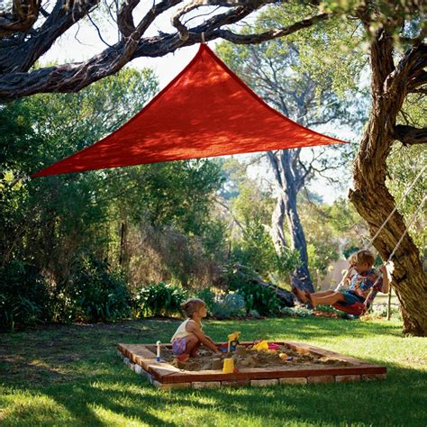 shade sails shape  outdoors   architectural elegance