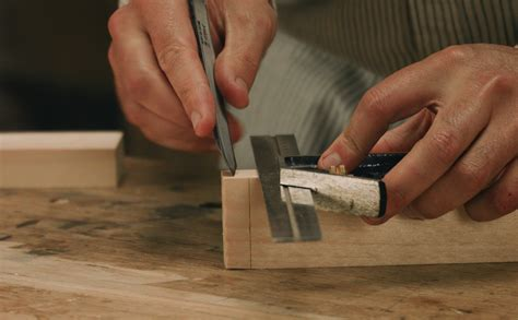 marking knife  english woodworker