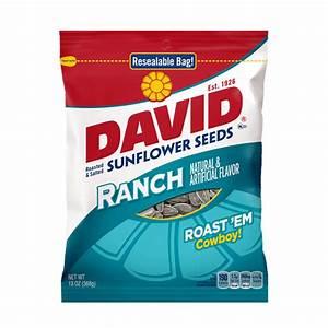Buffalo-Style Ranch - Jumbo   DAVID Seeds