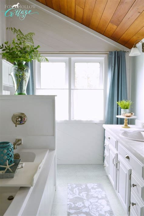 better homes and gardens bathroom ideas how to makeover a bathroom without remodeling