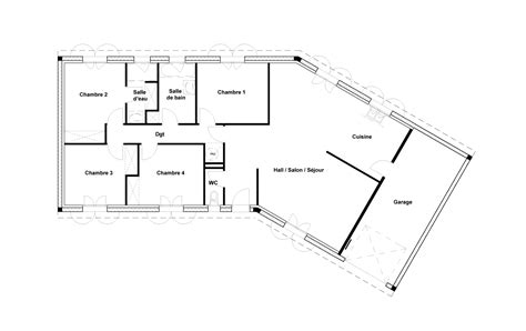 plan maison 120m2 4 chambres get gems not buy search results modeles de maisons