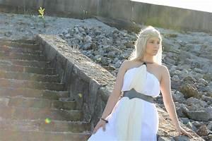 Daenerys Targaryen at Yunkai by ShatteredStitch on deviantART