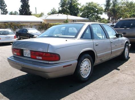 1996 Buick Regal Parts by Buy Used 1996 Buick Regal No Reserve In Orange