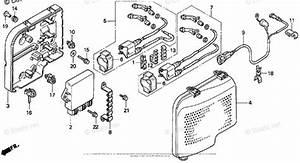 Honda Outboard Parts By Hp  U0026 Serial Range 90hp Oem Parts
