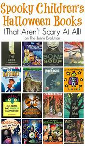 Spooky Childrens Halloween Books That Aren't Scary At All