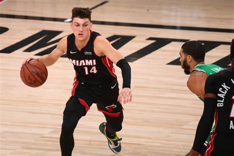 Tyler Herro Achieves Rare Feat During Miami Heat's 2020 ...
