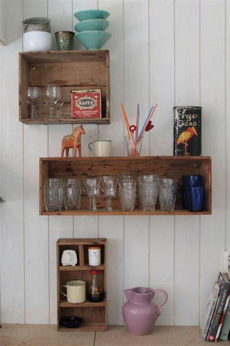 etagere rangement cuisine meubles palettes en bois diy en 99 idées créatives pour