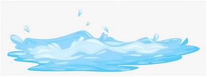 Pond Clipart Frozen Transparent Water Puddle Kindpng