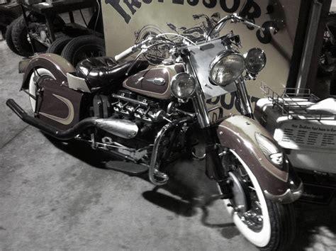 American Motorcycle History
