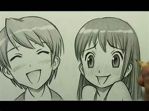 How to Draw Manga Facial Expressions (Joy, Embarrassment ...