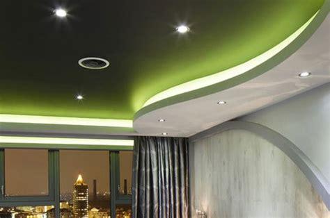 konsep  desain plafon ruang tamu minimalis modern