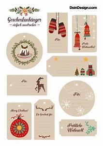 Geschenkanhänger Weihnachten Drucken : geschenkanh nger zum ausdrucken viel spa beim verschenken diy pinterest ~ Eleganceandgraceweddings.com Haus und Dekorationen