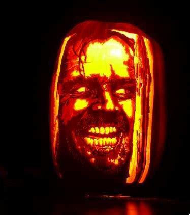 badass pumpkins ghost hunting theories most badass pumpkin carvings ever