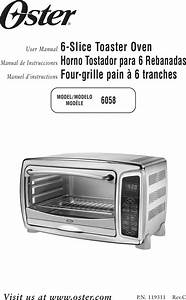 Oster 006058 000 Extra Large Digital Convection Oven