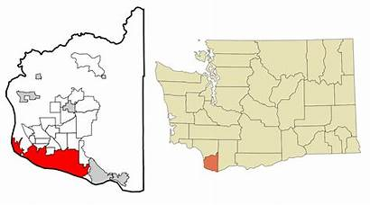 Vancouver Washington County Clark Svg Incorporated Highlighted