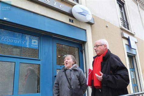 bureau de poste le mans yvré l 39 evêque menace sur le bureau de poste le maine libre