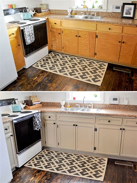 how to update flat kitchen cabinets 10 diy cabinet doors for updating your kitchen home and 8937