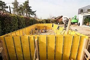 Beton Pflanzkübel Als Mauer : schalung gartenmauer mischungsverh ltnis zement ~ Udekor.club Haus und Dekorationen