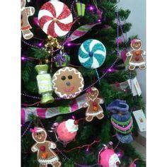 árbol de navidad con dulces adornos navidenos de dulces para arbol navidad lbf 8969 picture ideas org