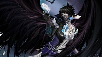 Angel Dark Fantasy Demon Wings Gothic Angels