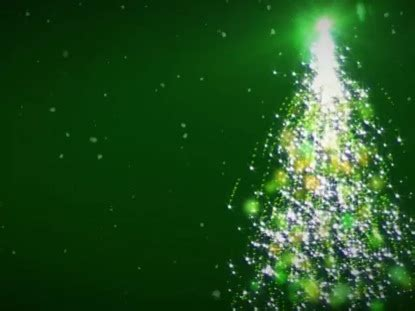 classic christmas motion background animation perfecty loops sparkling tree loop green flickering mind media