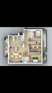 2 Rooms Idea