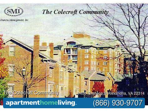 Apartment Communities Alexandria Va by The Colecroft Community Apartments Alexandria Va Apartments