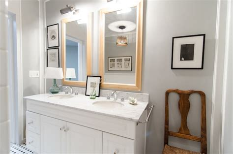 Gray Paint Colors-transitional-bathroom-benjamin